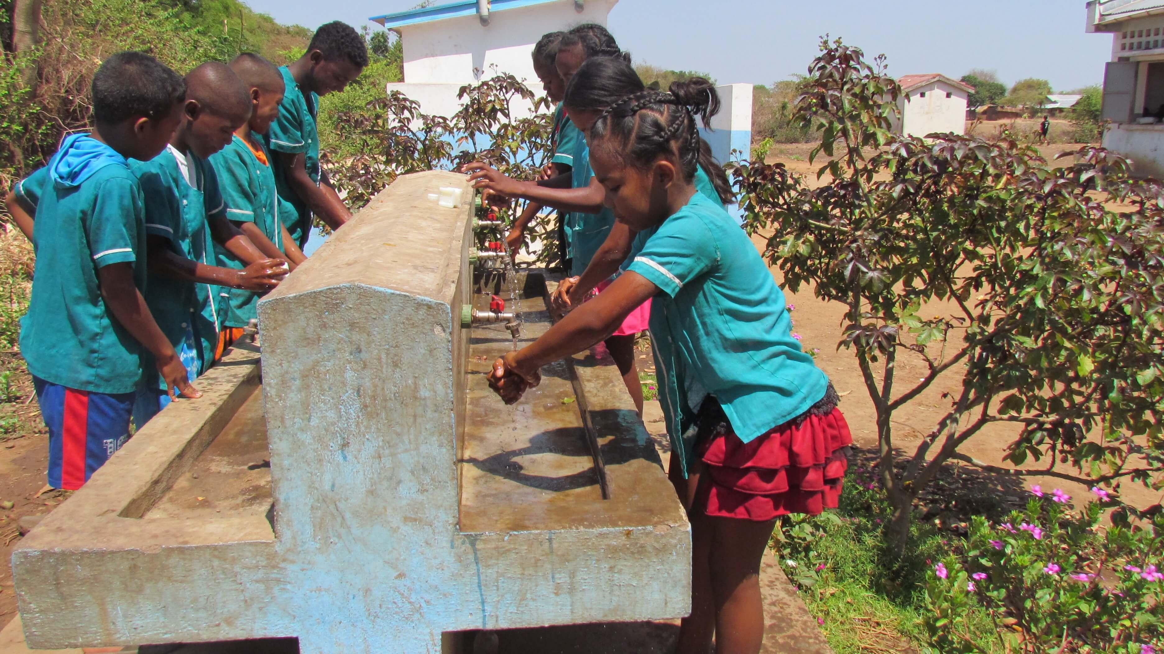 Trinkwasserprojekt Madagaskar