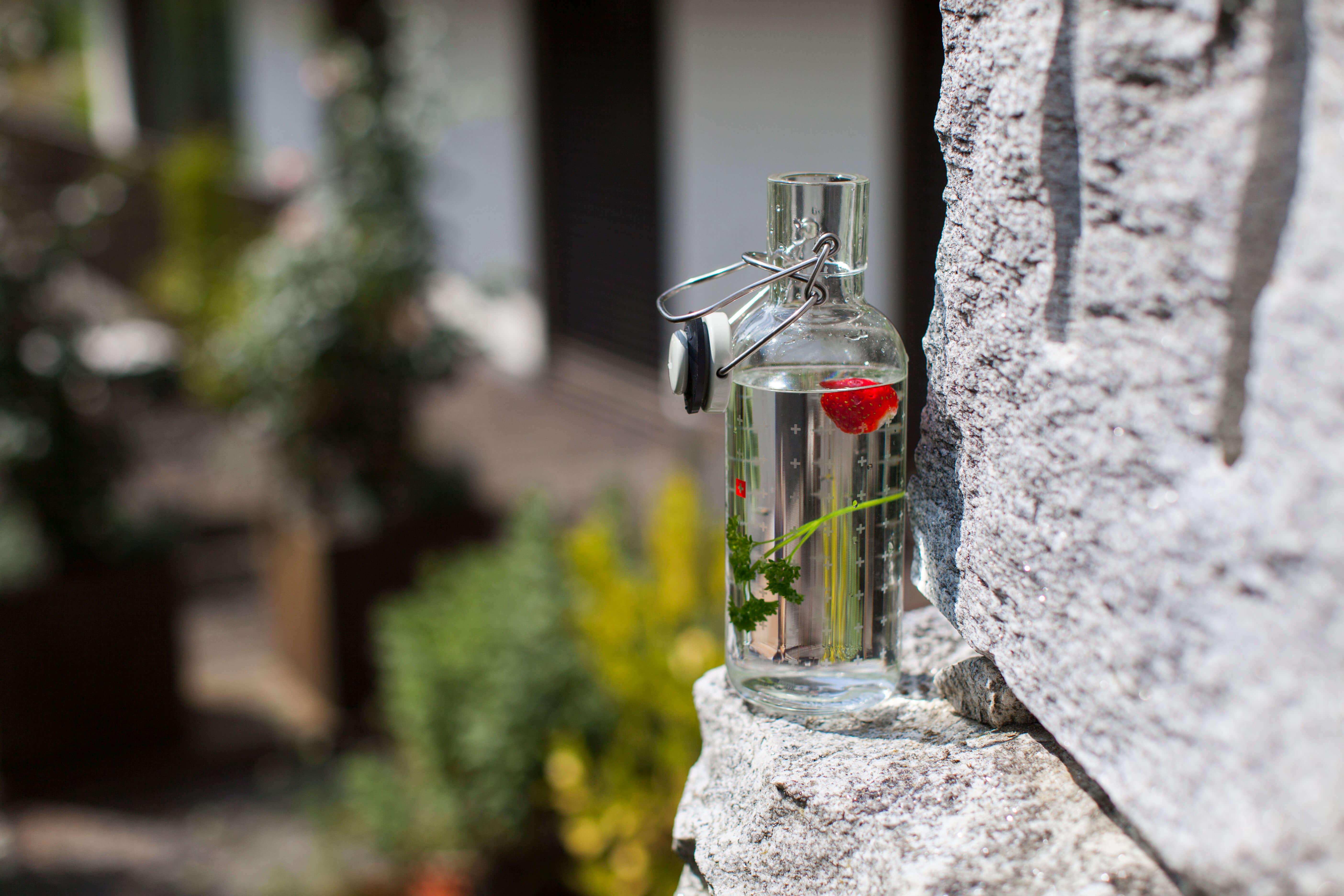Borosilikatglas - besondere Eigenschaften